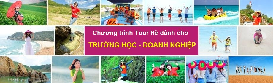 banner truong hoc - doanh nghiep
