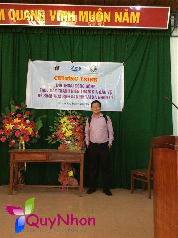 Nguyen Thanh Tan - GD Quy Nhon Tourist