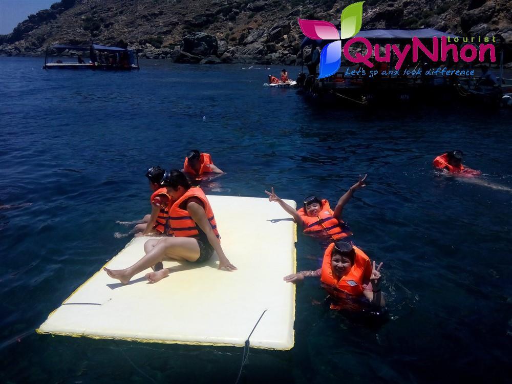 Lặn San Hô...tại Bãi Dứa :)