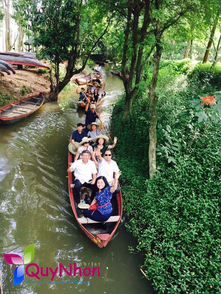 Du lịch Hầm Hô - Tây Sơn