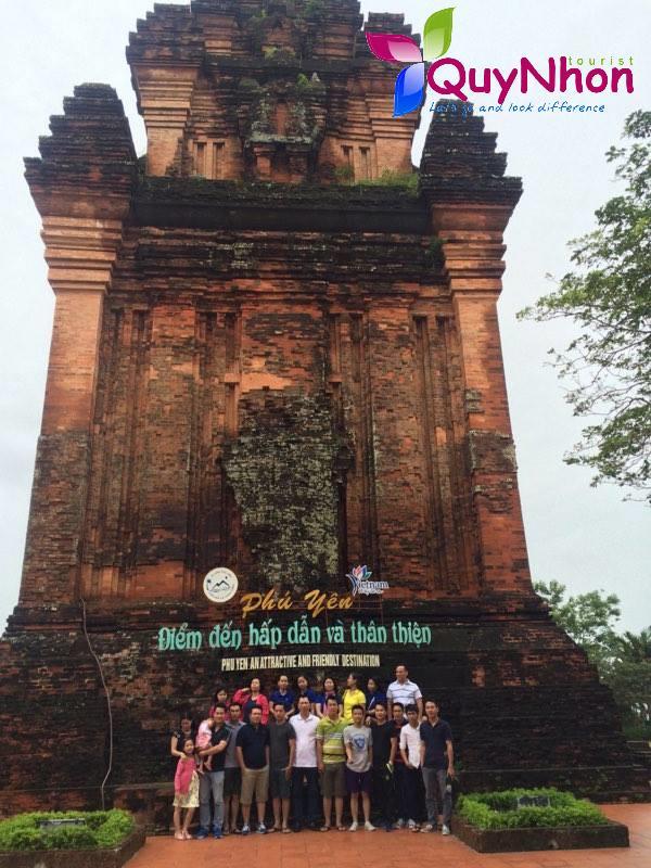 Công ty chụp hình lưu niệm tại Tháp Nhạn (Phú Yên)