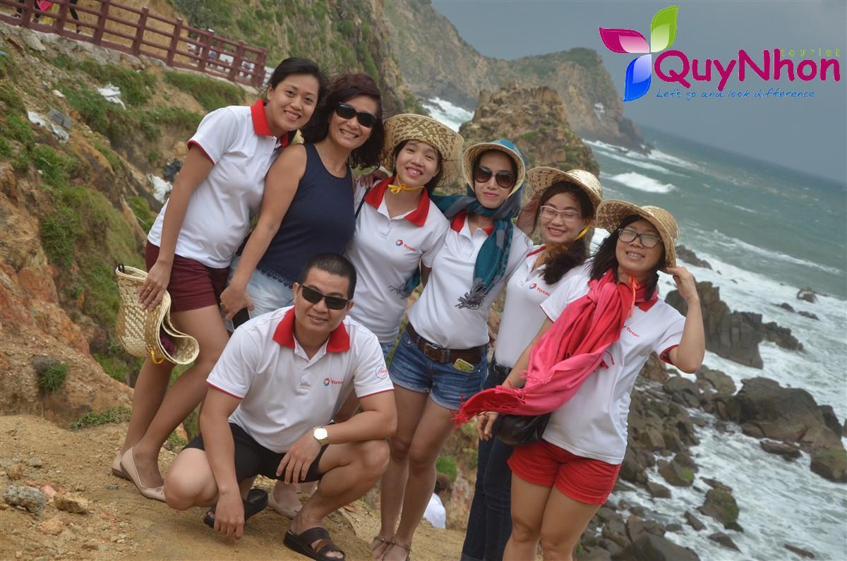 Check - in tại Eo Gió - Nhơn Lý - Nơi ngắm Hoàng hôn đẹp nhất Việt Nam