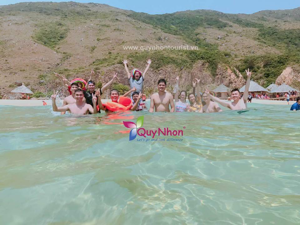 tắm biển Kỳ Co