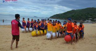 La seista Resort and Spa Hoi An – Teambuilding tại Bãi biển Quy Nhơn