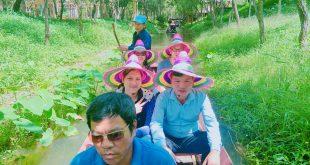 Đoàn cán bộ Quận Hồng Bàng (Hải Phòng) – Tour Quy Nhơn 3 ngày 2 đêm