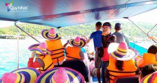 Anh Tuấn (Gia Lai) – Cảm nhận về Tour Cù Lao Xanh trong ngày