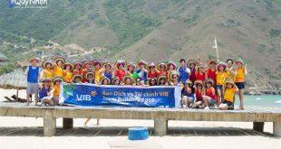 Ngân hàng VIB Hà Nội – Teambuilding – Giải mã mật thư Kỳ Co Quy Nhơn